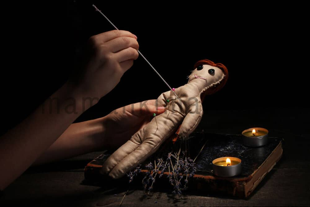 After command and control piecing of the voodoo doll